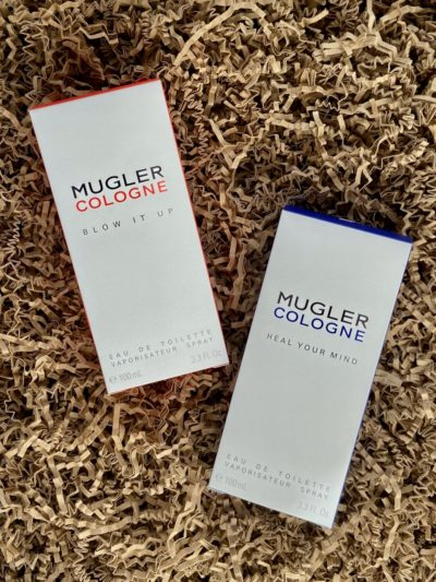 Mugler Cologne Blow it up Heal your mind