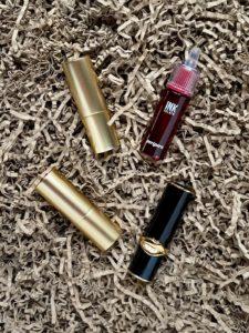 Makeup: rote Lippenstifte – was blieb