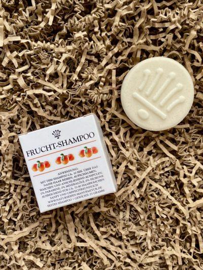 Naturseifen Manufaktur Uckermark Frucht-Shampoo