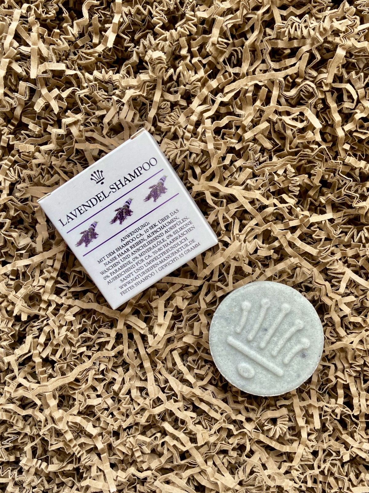 Naturseifen Manufaktur Uckermark Lavendel-Shampoo