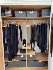 Kleiderschrank a la Kondo: ich habe geräumt – Teil 2
