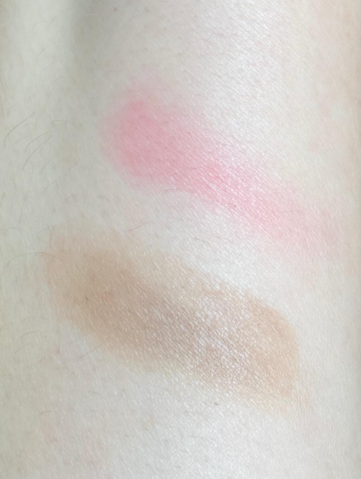 Fenty Fenty Cheeks Out Freestyle Cream Blush Strawberry Drip Cheeks Out Freestyle Cream Bronze Amber Swatch