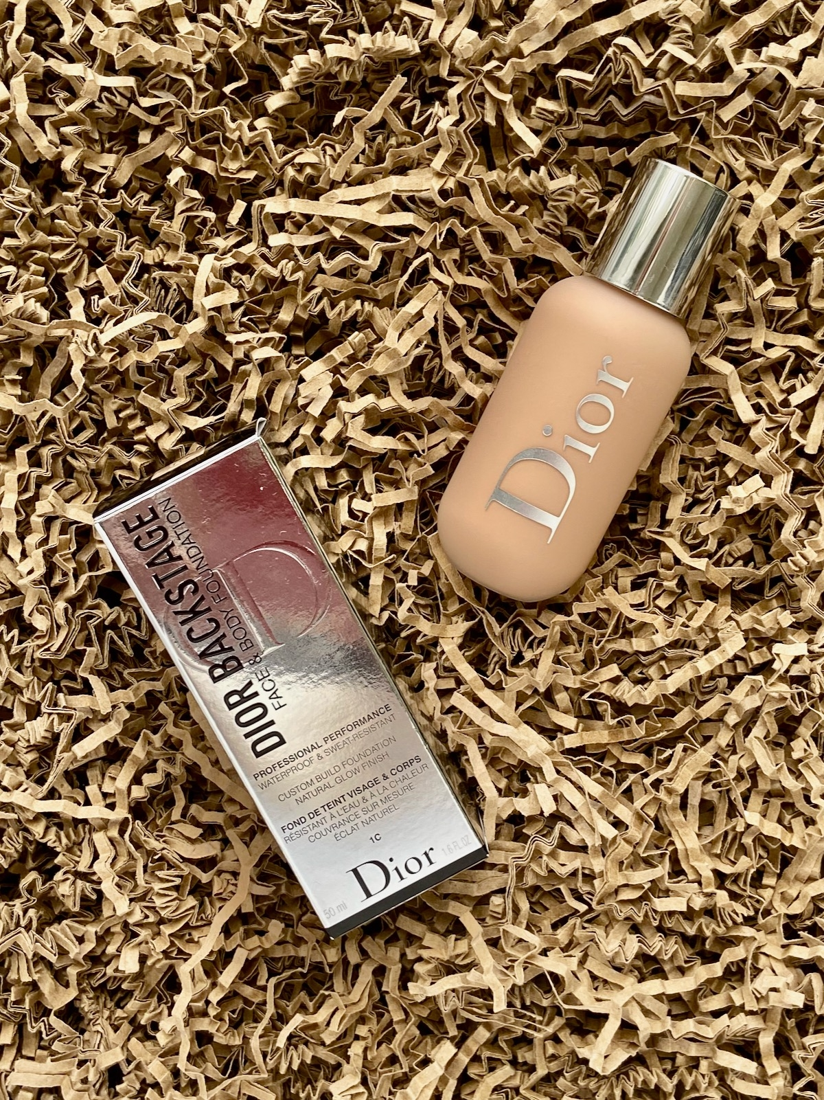 Dior Backstage Face and Body Foundation 1C