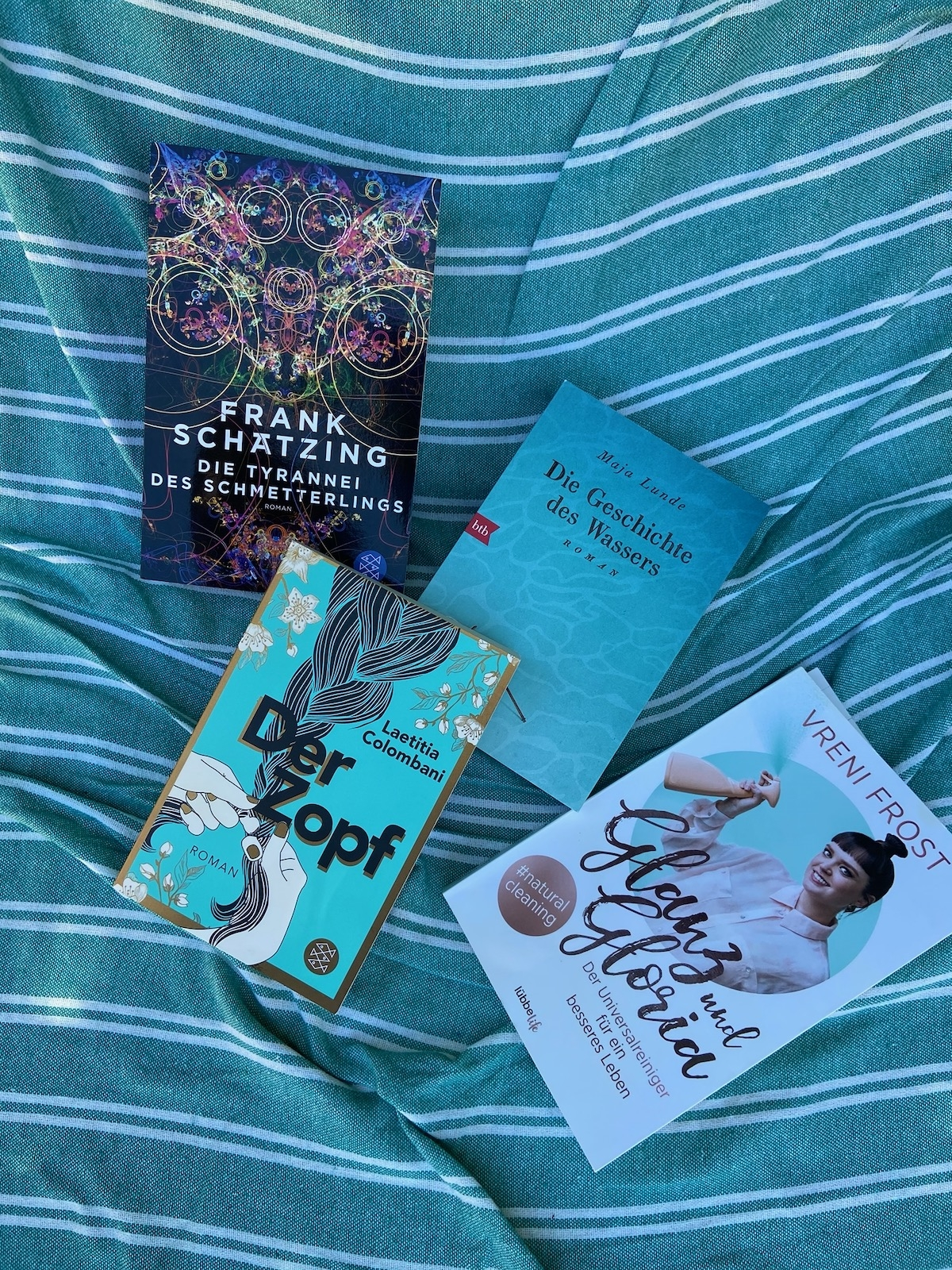 Provenceurlaub-Bücher