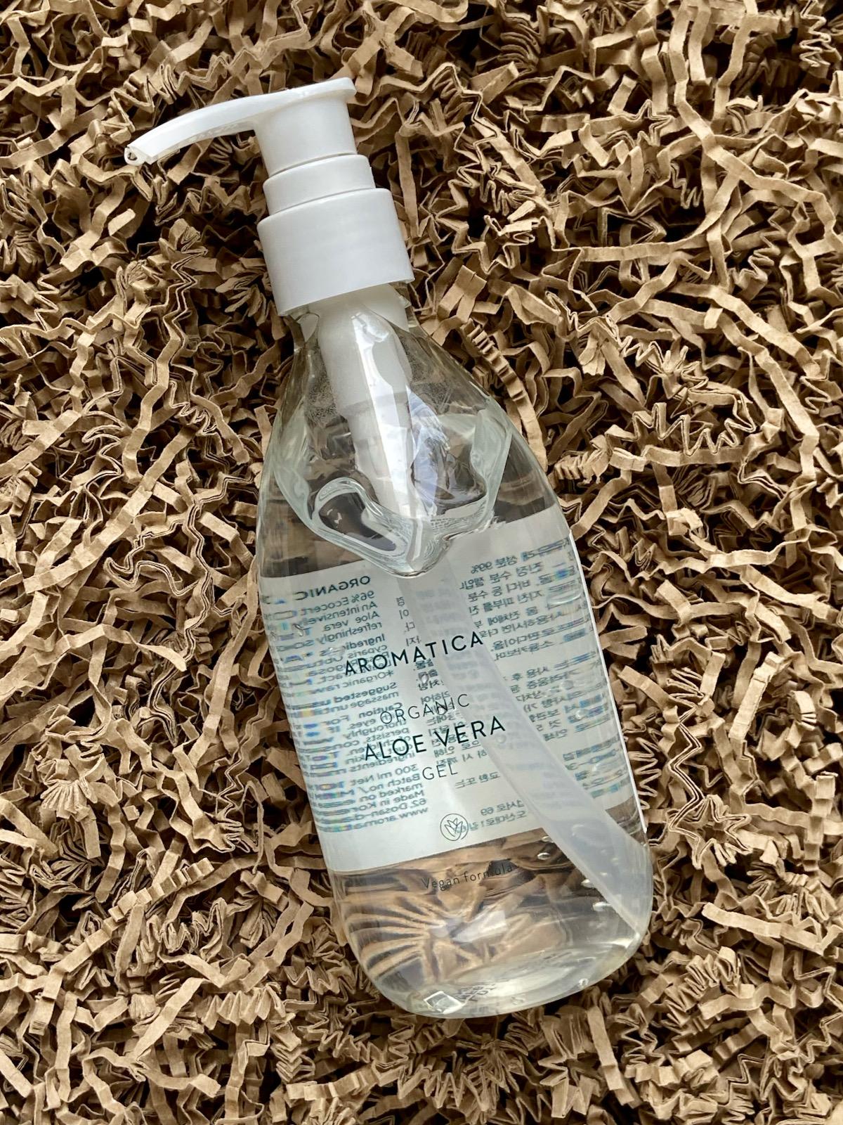 Aromatica Organic Aloe Vera Gel
