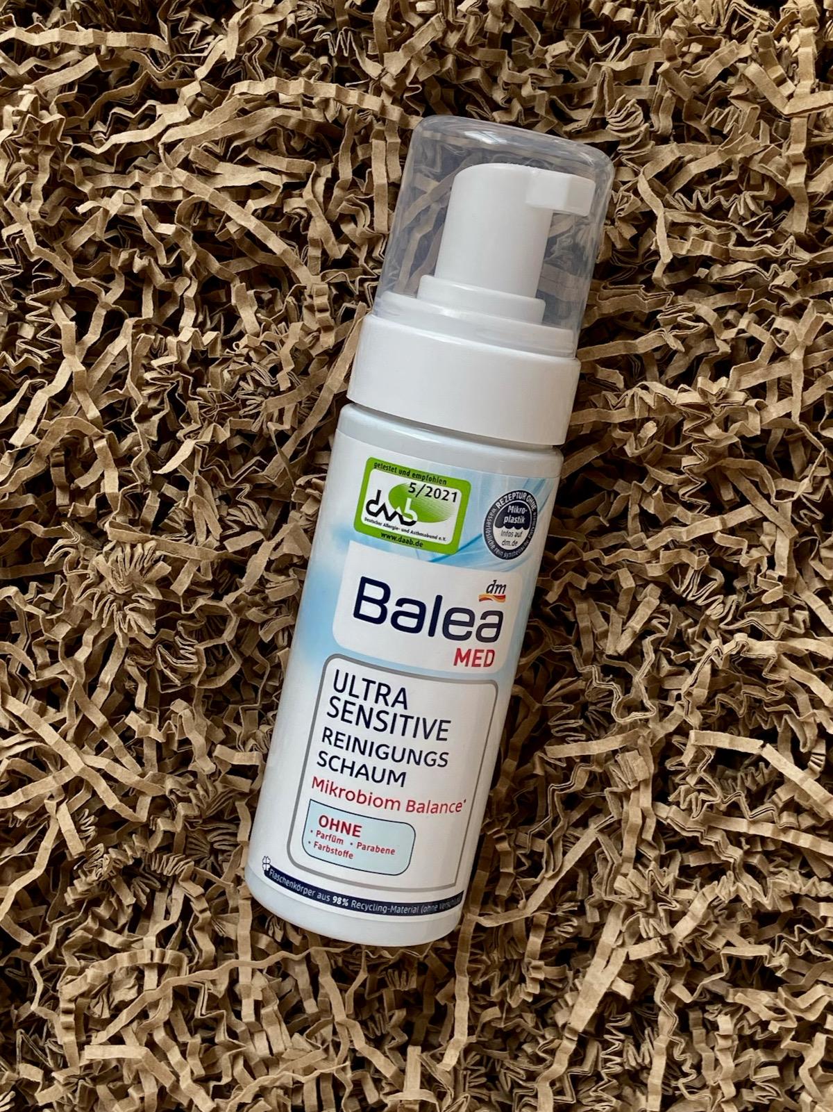 Balea Med Ultrasensitive Reinigungsschaum