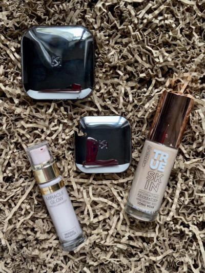 Catrice True Skin Foundation Max Factor Miracle Glow Kiko Glow Fusion 01 Radiant Fusion 01