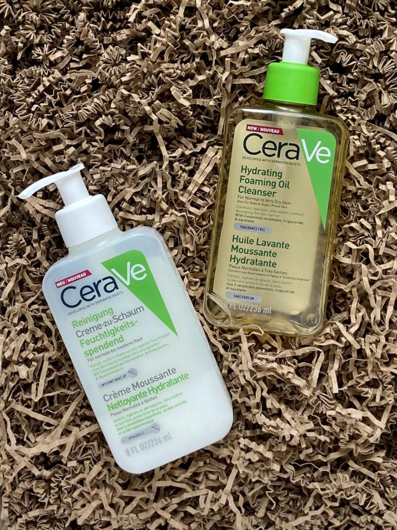 CeraVe Creme-zu-Schaum Reinigungsöl