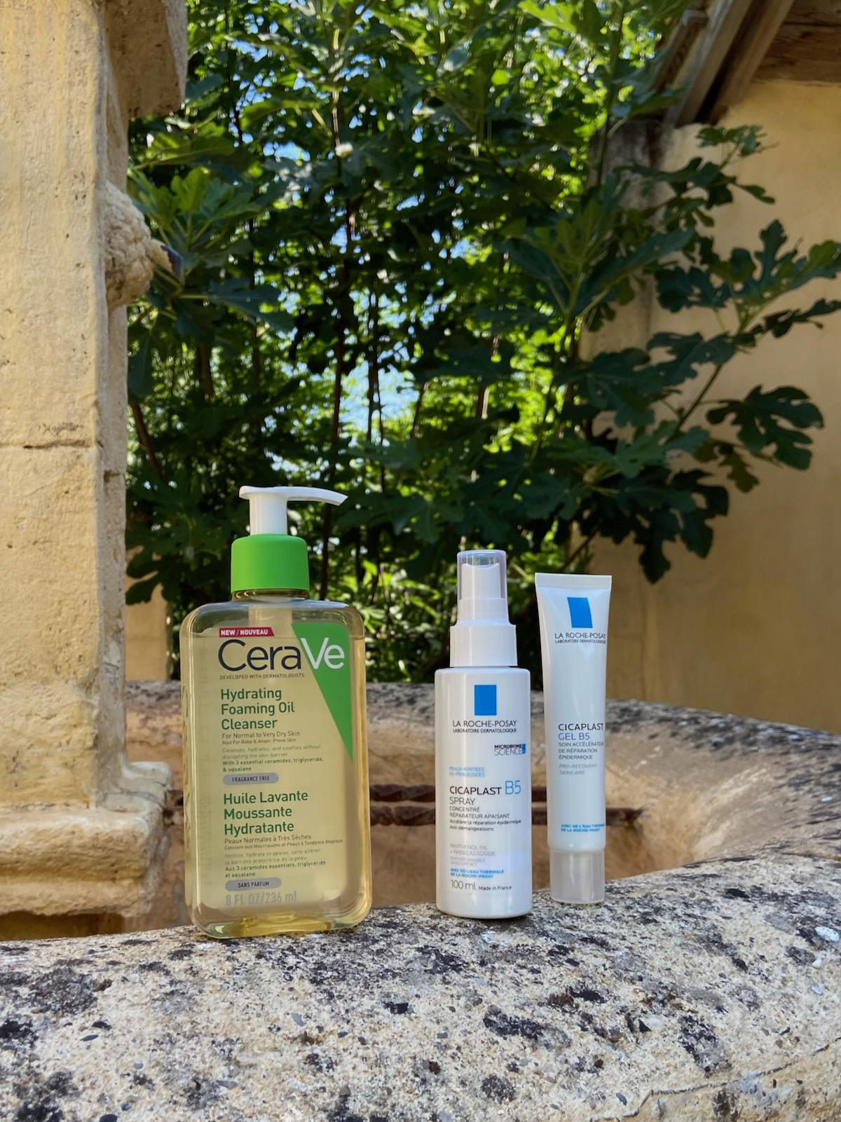 CeraVe Reinigungsöl La Roche-Posay Cicaplast B5 Spray La Roche-Posay Cicaplast Gel B5