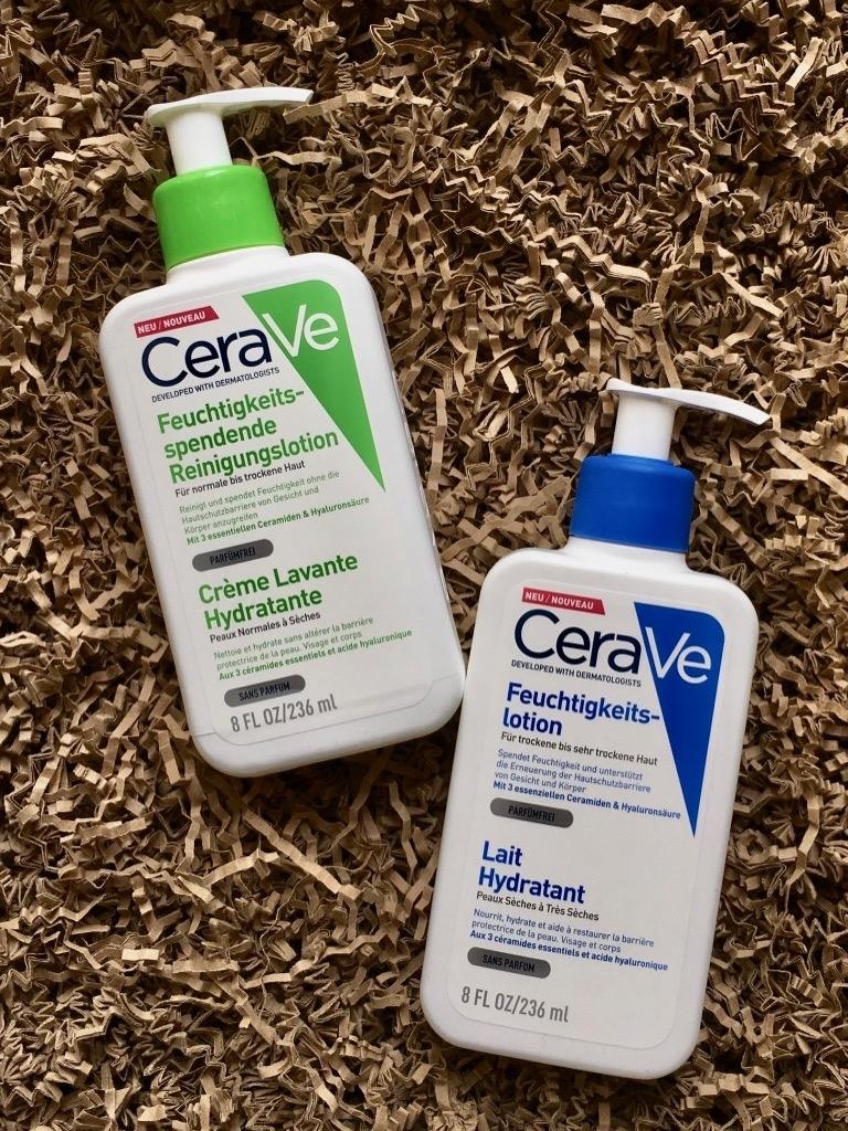 CeraVe Sommerpflege für strapazierte Haut