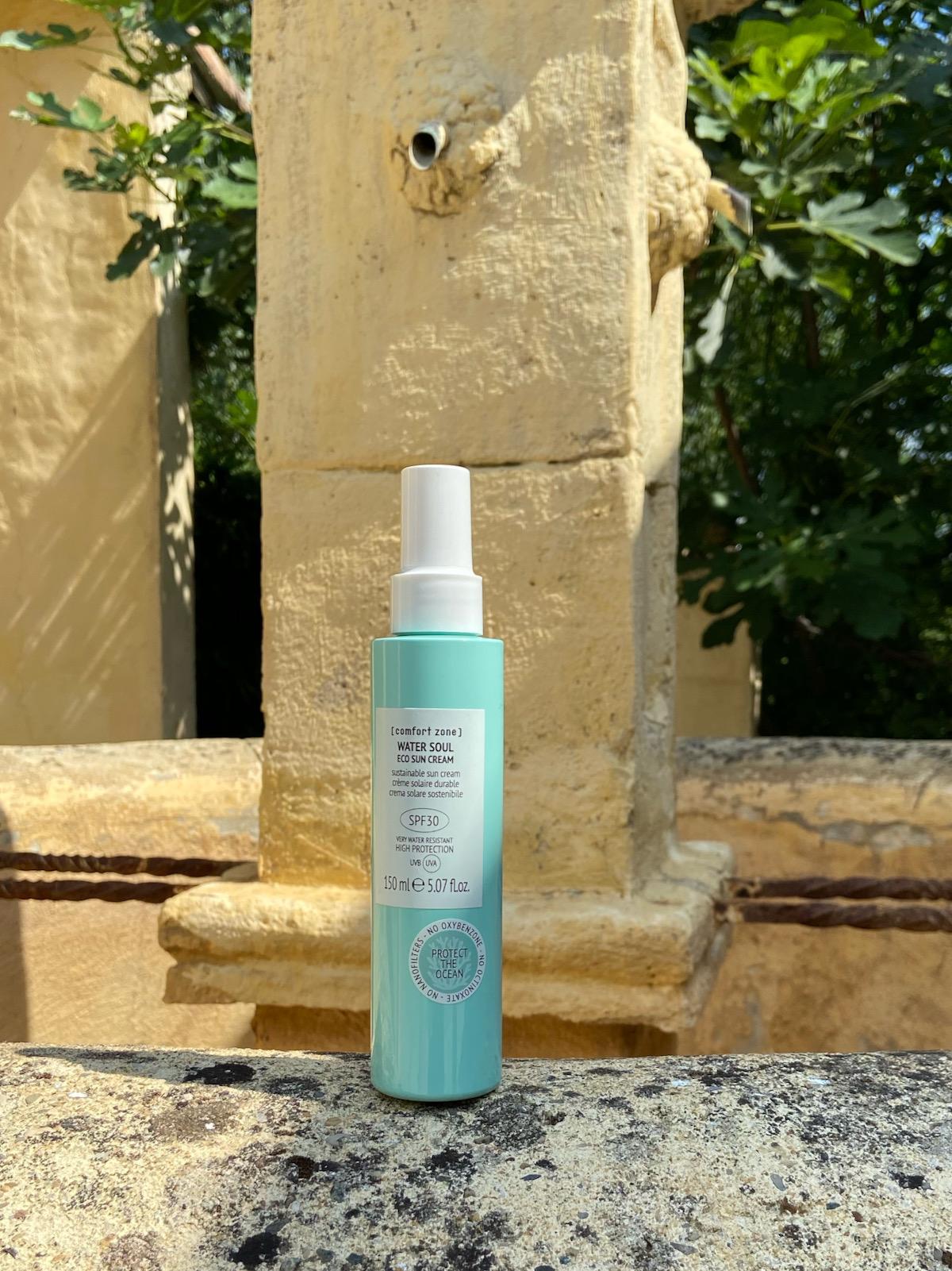 Comfort Zone Water Soul Eco Sun Cream SPF 30
