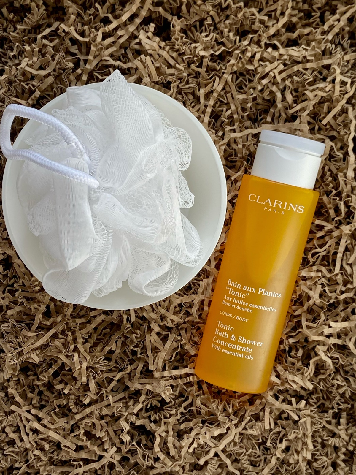 Duftende Dusche Clarins Tonic Bath & Shower Concentrate