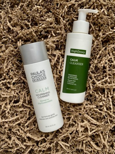 HighDroxy Calm Cleanser Paula's Choice Calm Nourishing Gel Cleanser Reinigung
