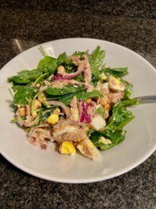 Wochenendrezept: der beste Salat mit Kichererbsen bisher