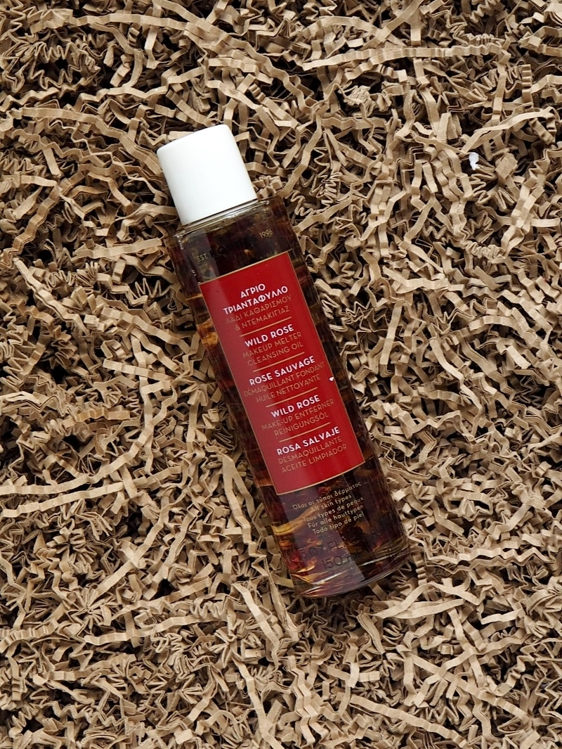 Korres Wild Rose Makeup Melter Cleansing Oil Reinigungsöl