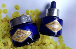 L'Occitane Immortelle Precious Serum und Immortelle Creme Precieuse