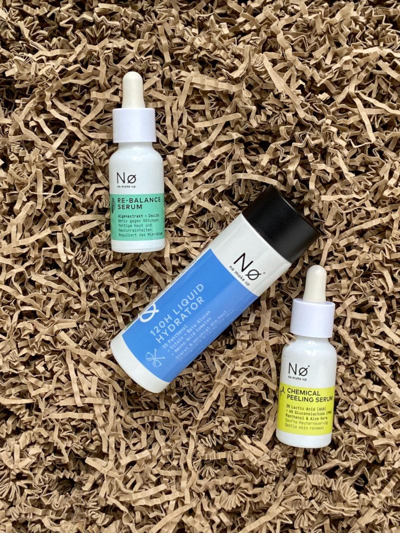 NO Cosmetics Re-Balance Serum 120H Liquid Hydrator Chemical Peeling Serum