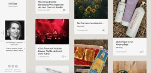Neues Design (mit Anleitung!), Datenschutz und was sonst noch so passiert