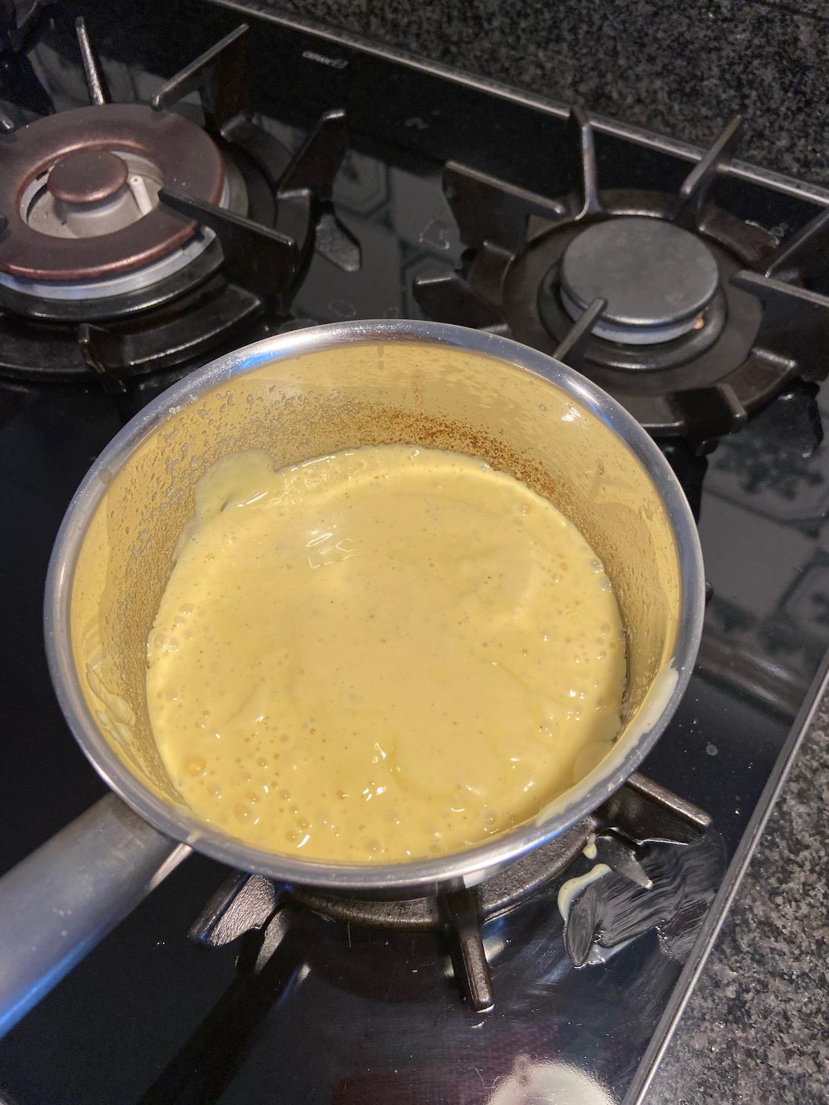 Schnelle Sauce Hollandaise