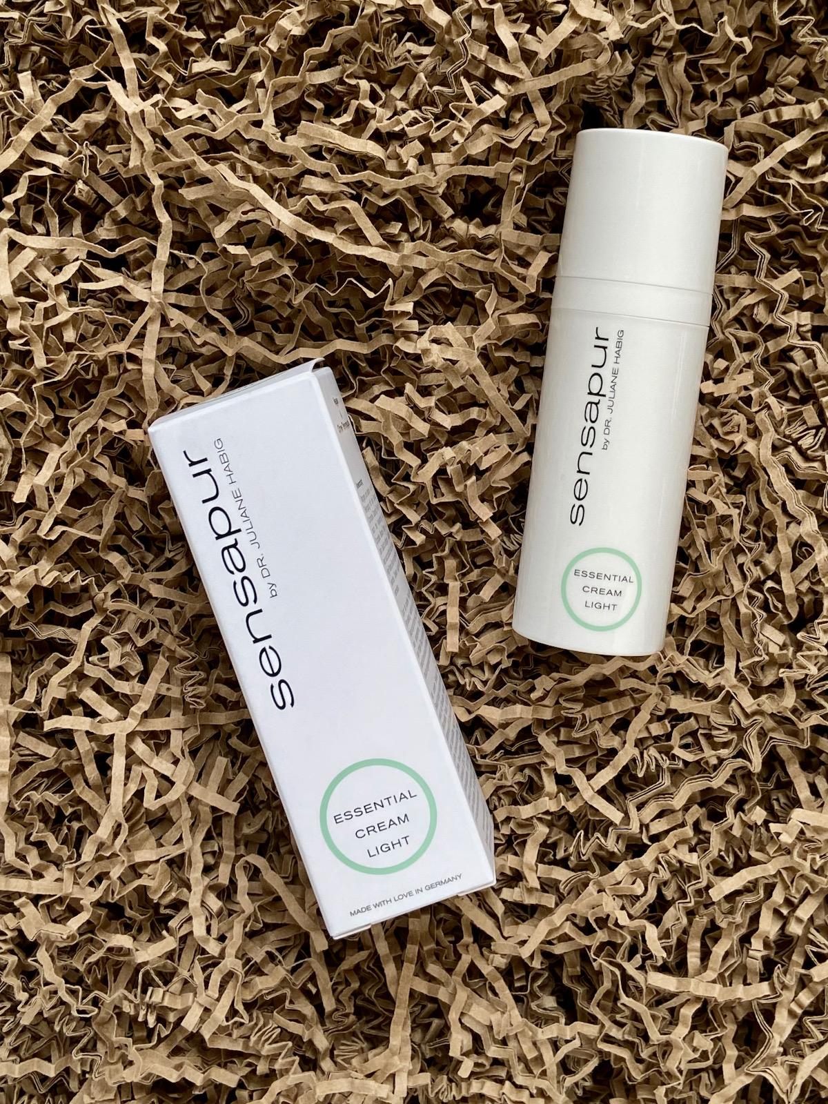 Sensapur Essential Cream Light Dr. Juliane Habig