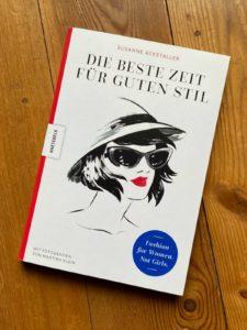 Susanne Ackstaller hat ein Buch geschrieben – natürlich über Stil