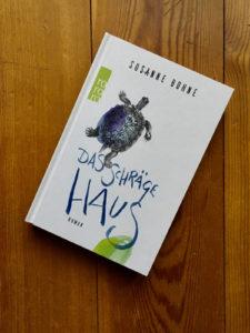 """Buchclub (2): """"Das schräge Haus"""" von Susanne Bohne"""