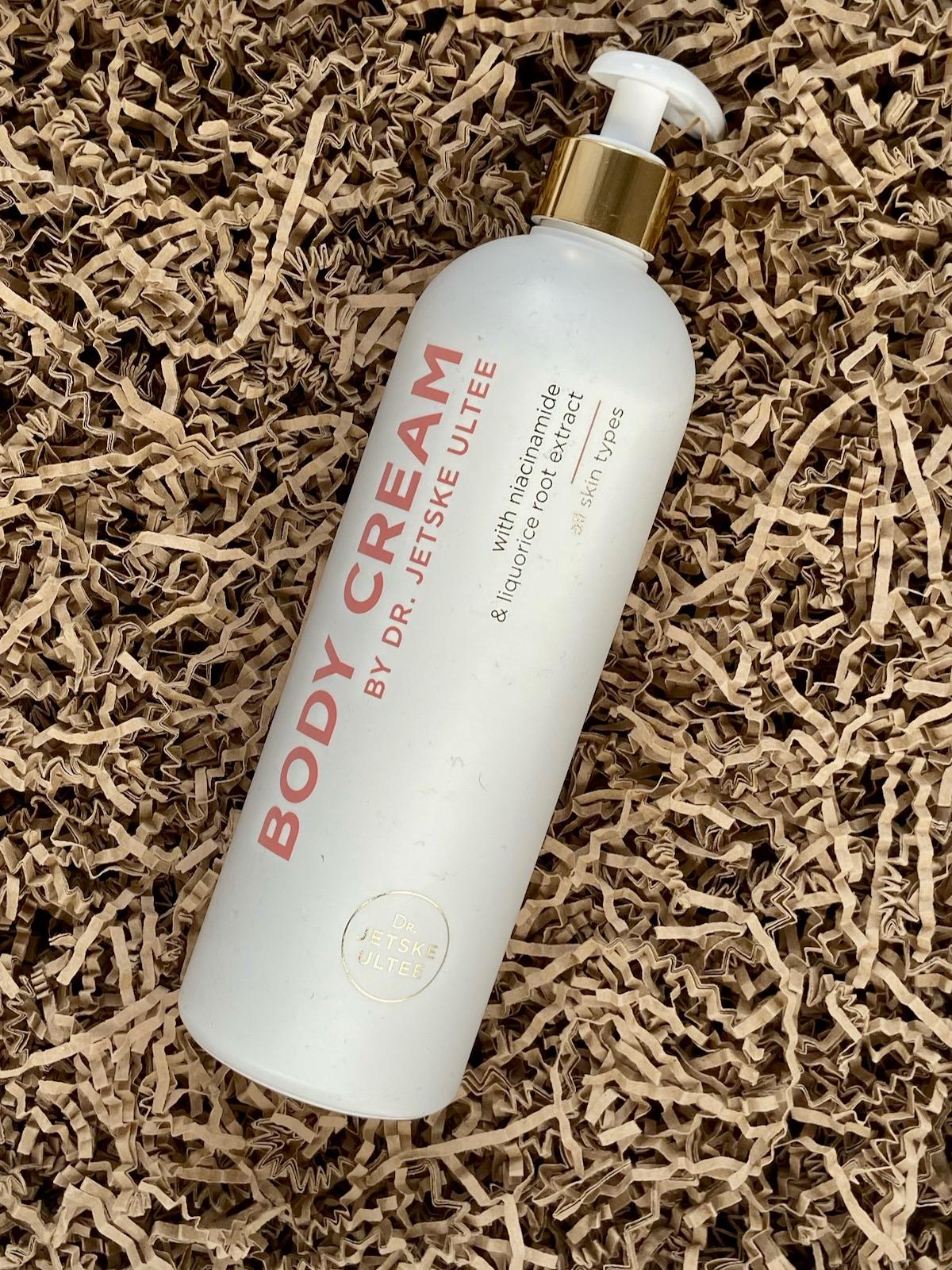 Uncover Skincare Body Cream