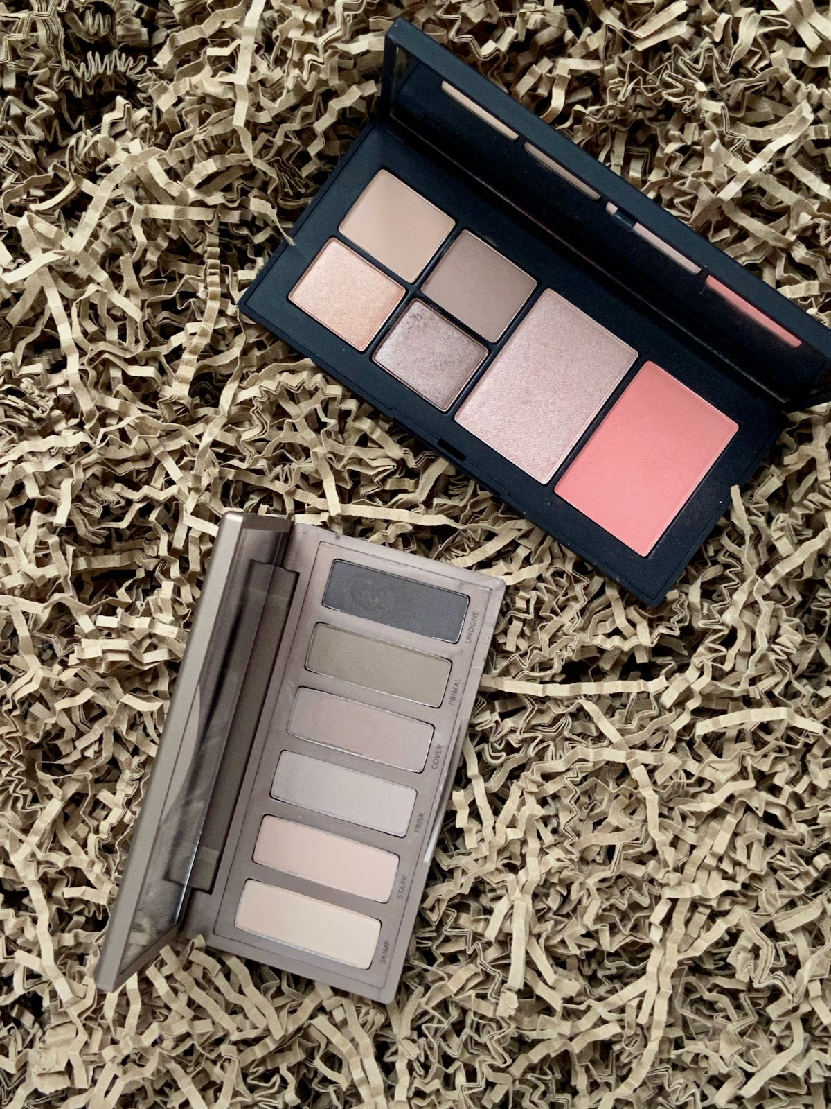 Urban Decay Naked2 Basics NARS LOST IN LUSTER FACE PALETTE 2