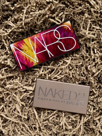 Urban Decay Naked2 Basics NARS LOST IN LUSTER FACE PALETTE