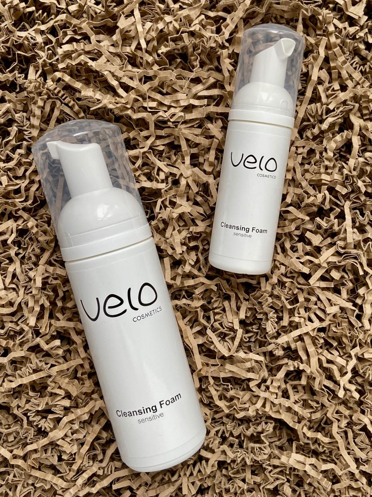 Velo Cosmetics Cleansing Foam