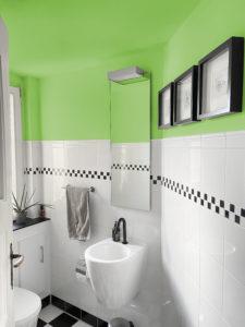 Farben für Bad und WC oder Renovierung 2.0